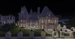 French Chateau/Mansion (World of Keralis) Minecraft Map & Project