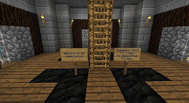 Medieval Tower Prison Plot Server Minecraft Project