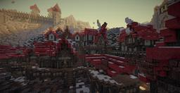 Medieval/ Fantasy Blacksmith ||  w/ Interior Minecraft