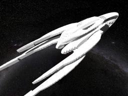 Sci-FI Spaceship: Prometheus