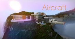 Aircraft - Ultramodern Build Minecraft Map & Project