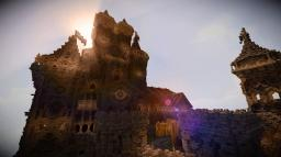 Lothaven : Medieval Castle Minecraft Project