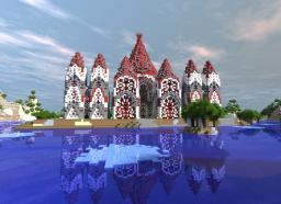 Cathedral Venetian Minecraft Project