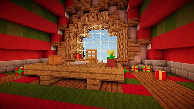 ❅ Santa's Workshop ❅ Christmas Special ❅ Minecraft Project