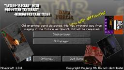 Star Wars: Dark Forces Resource Pack Minecraft Texture Pack
