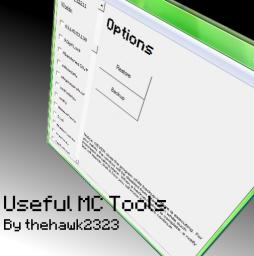 Useful MC Tools [Backup][Potion guide][Item Info][Skin stealer] AND MORE! [PC Only] Minecraft Mod
