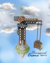 Steampunk Crane Minecraft