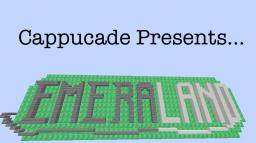 Emeraland - Emerald Based Multiplayer Mini-games! (1.7.4+) Minecraft Map & Project