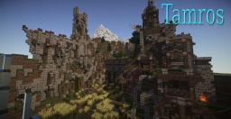 The valley of Tamros Minecraft Project