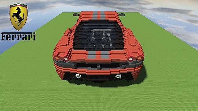 how to make car engine in minecraft
