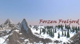 Custom Terrain:Frozen Freljord - Cinematic Minecraft Map & Project