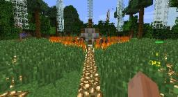 Minecraft PS3 Hunger Games Map Minecraft Map & Project