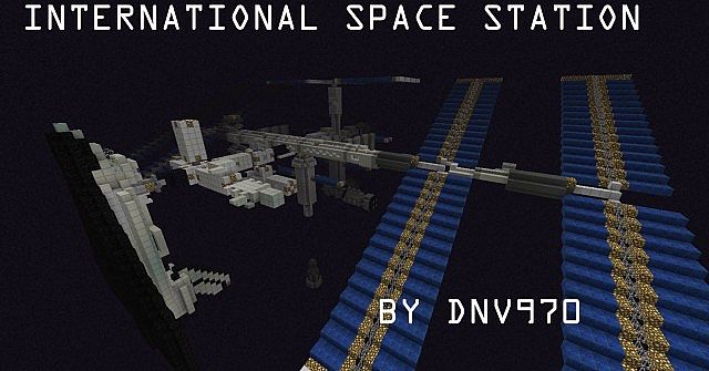 International Space Station [NSSDC 1998-067A]-Finished ...