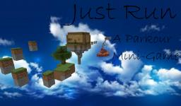 Just Run [Automated Free-running] Minecraft Project