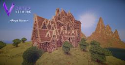 -Royal Manor- Minecraft Map & Project