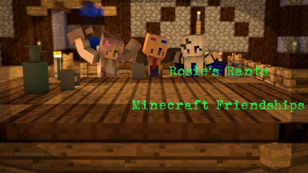 Rosie Minecraft In Rea...