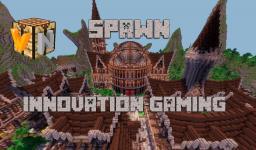 [Minecraft cinématique] Spawn Innovation-gaming Minecraft Map & Project