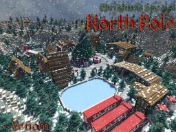 North Pole [❅ Christmas Special! ❅] [Collab] Minecraft Map & Project