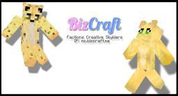 ☻☺--BIZCRAFT--☺☻ [Factions] [Creative] [BizPVP] - WELCOMING COMMUNITY! Minecraft Server
