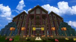 The Grand Pike Hall Minecraft Project