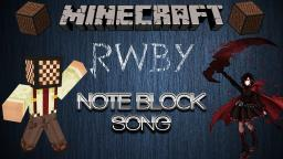 RWBY - Note Block Song and Picel Art Minecraft Map & Project