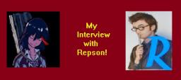 My {Requested} Interview with PMC Member, Repson! Minecraft