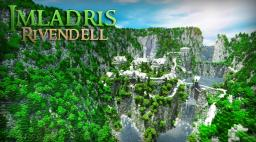 The Valley of Imladris - Rivendell Minecraft Map & Project