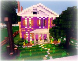 Craftsman House - TCS Build #2 Minecraft Map & Project