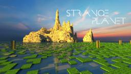 Strange Planet [Survival Map] Minecraft
