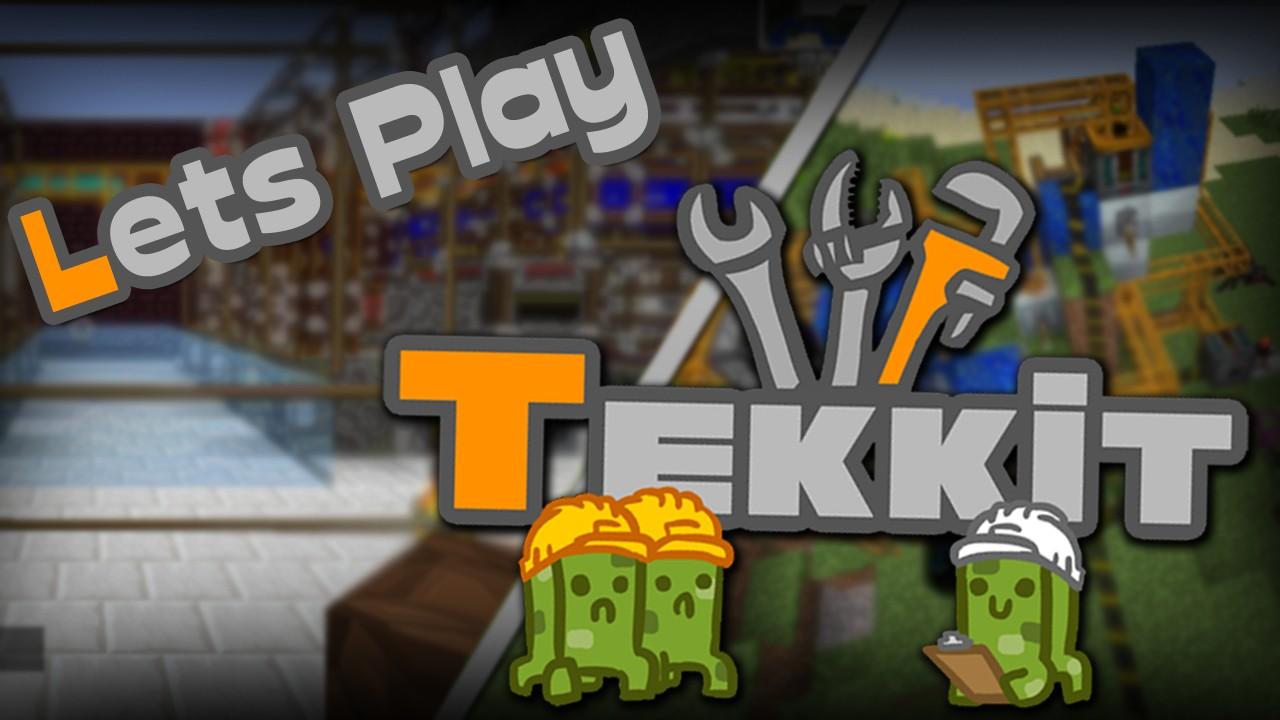 Minecraft: PixelMon Tekkit Server Gameplay - YouTube