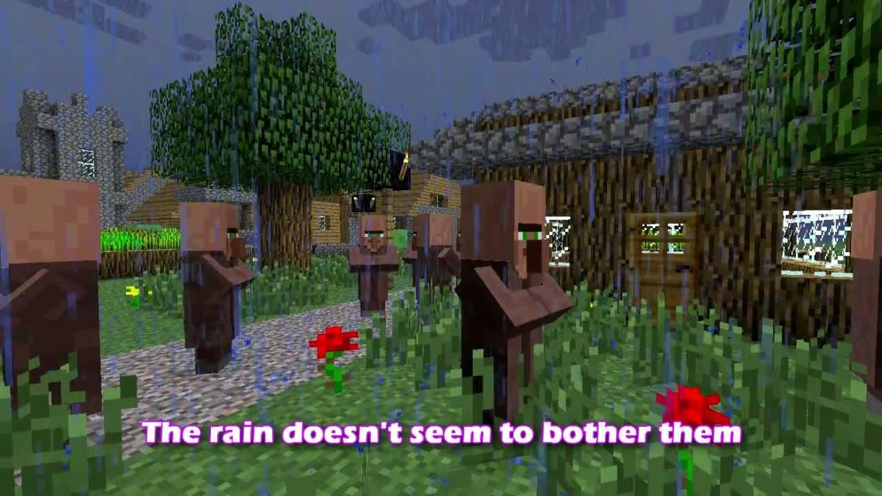 The Villagers A Minecraft Creepy Pasta Minecraft Blog