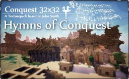 Hymns of Conquest Minecraft Texture Pack