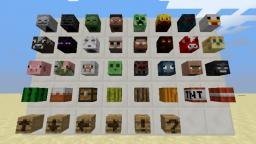 50 New Player Skulls For Adventure Maps Minecraft Blog Post