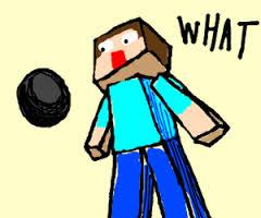 What if steve found a sphere Minecraft Blog