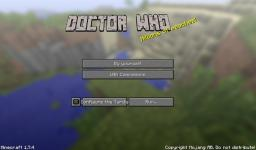 Doctor Who Resource Pack 1.7.2 - 16x16 - Incomplete - Contains Fez, 3D Glasses, Sonic Screwdrivers, and the Tardis - Working on Gallifreyan Language Pack (not actually Gallifreyan)