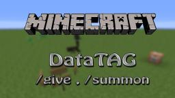 Minecraft Command Blogs | Datatags Minecraft