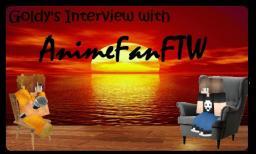 Fyre's Interview with AnimeFanFTW Minecraft Blog Post