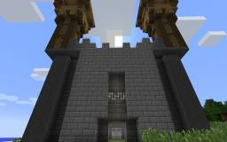 Fort of MT Minecraft Project