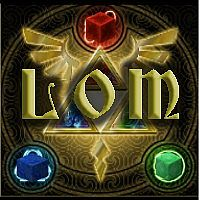 The new server icon, as well as the logo for the server