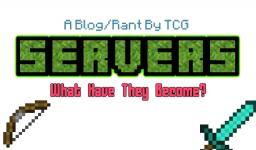 What Have Servers Become? Minecraft Blog