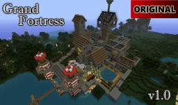TiggerPike's Tigger's Land (+ Grand Fortesss v1.0) Minecraft Map & Project