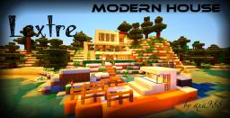 Lextre |Modern House| Minecraft Map & Project