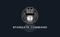 MCSGC || Minecraft Stargate Command—A Full-Scale Recreation Minecraft Map & Project