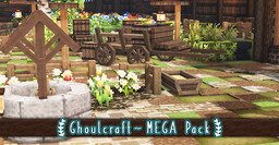 Ghoulcraft [MEGA PACK] (10-22-20) Minecraft Texture Pack