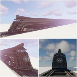 Snowpiercer Project Prototype Minecraft Map & Project