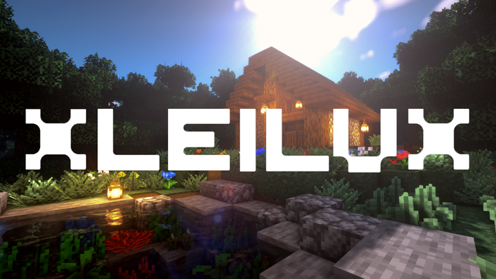 Xleilux Pack XES - Nether Together - 1.16