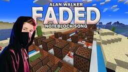 Alan Walker Faded Minecraft Map & Project