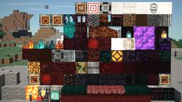 S&K Photo Realism Nether Addon [1.16.3] Minecraft Texture Pack