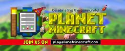 Official Planet Minecraft 10 Year Anniversary Server! Minecraft Server