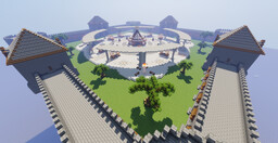 Open Market Place Minecraft Map & Project